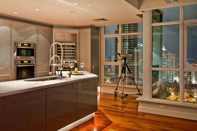 Hi-Rise Kitchen